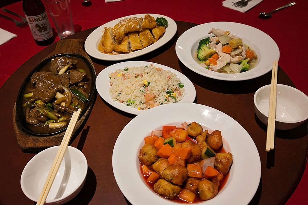Lunch Deals Specials Gawler Palace Chinese Restaurant Gawler